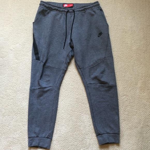 Nike Mens Sweatpantsjoggers Size Xl